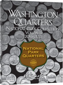 National Park Quarters Harris Folder 2016-2021 Vol II