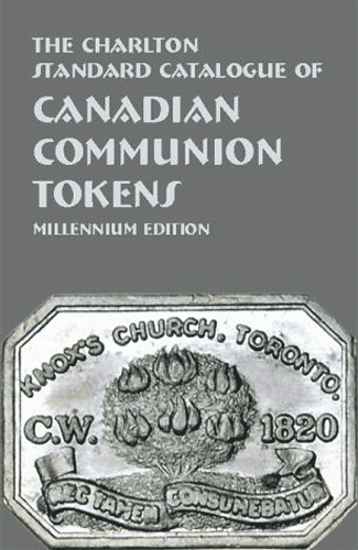Canadian Communion Tokens