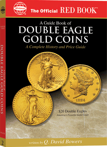 Guide Book of Double Eagle Gold Coins - Red Book