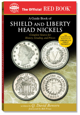 Guide Book of Shield & Liberty Head Nickels - Red Book