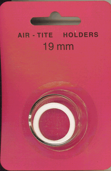 Air Tite 19mm Retail Package Holders