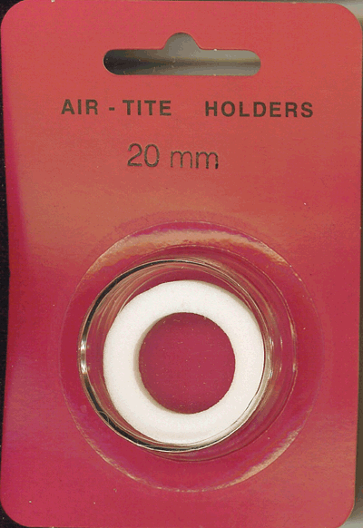 Air Tite 20mm Retail Package Holders