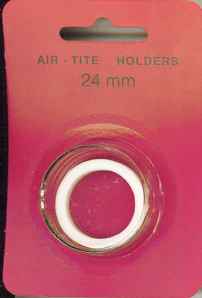 Air Tite 24mm Retail Package Holders