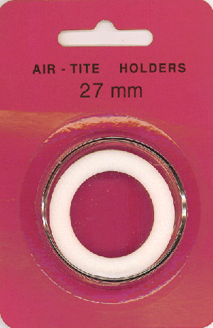 Air Tite 27mm Retail Package Holders