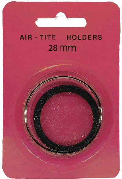 Air Tite 28mm Retail Package Holders