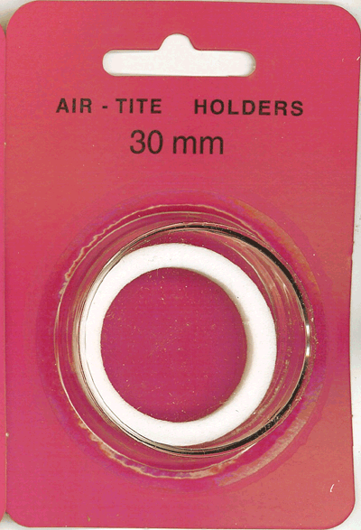 Air Tite 30mm Retail Package Holders