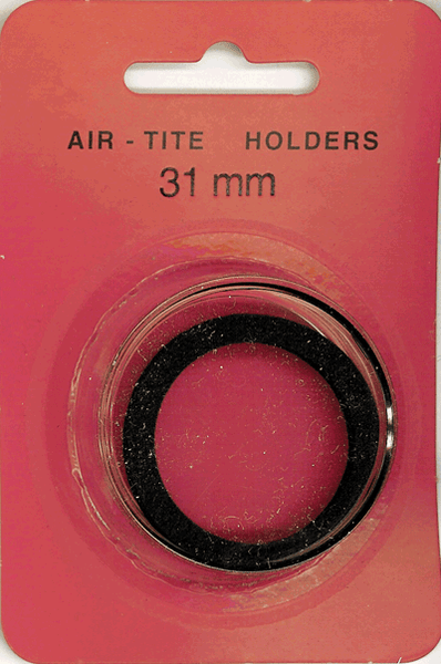 Air Tite 31mm Retail Package Holders