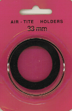 Air Tite 33mm Retail Package Holders