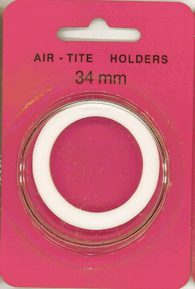 Air Tite 34mm Retail Package Holders
