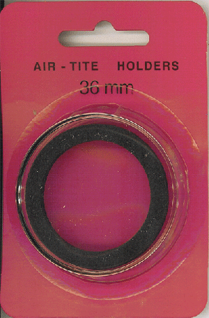 Air Tite 36mm Retail Package Holders