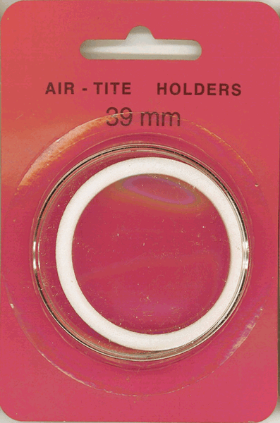 Air Tite 39mm Retail Package Holders