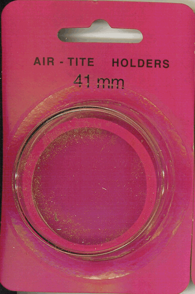 Air Tite 41mm Retail Package Holders - Red
