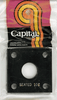 Capital Plastics 144 Coin Holder - Seated 10c