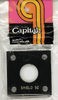 Capital Plastics 144 Coin Holder - Shield