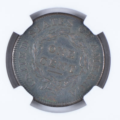 1812 Classic Head Large Cent NGC XF Details