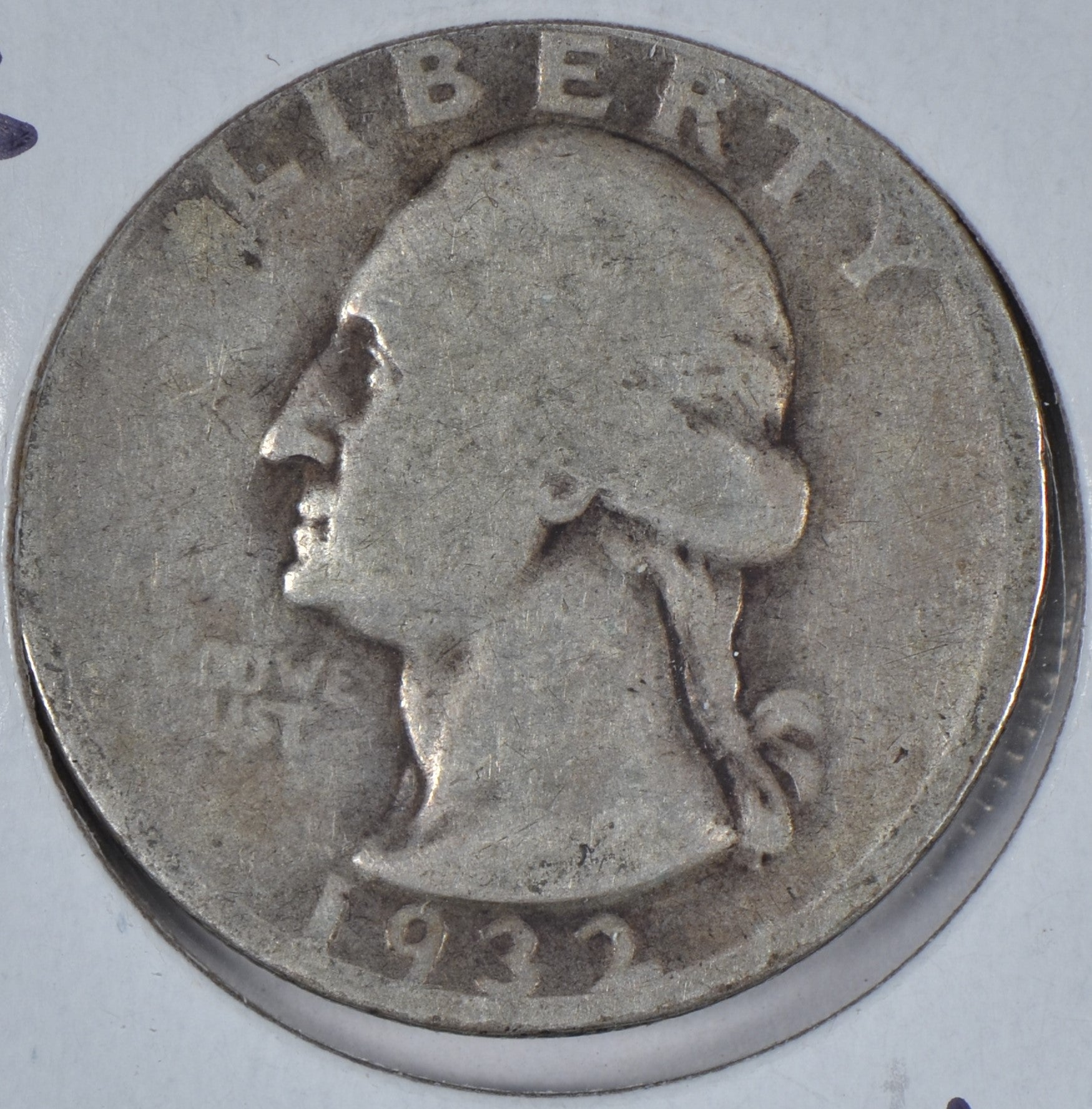1932-S Washington Quarter Good