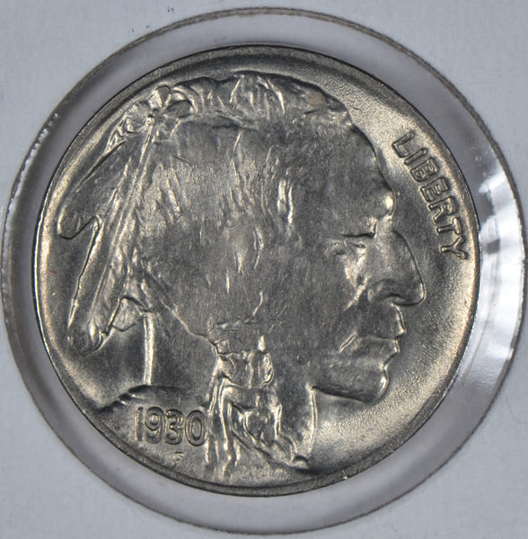 1930 Buffalo Nickel Mint State