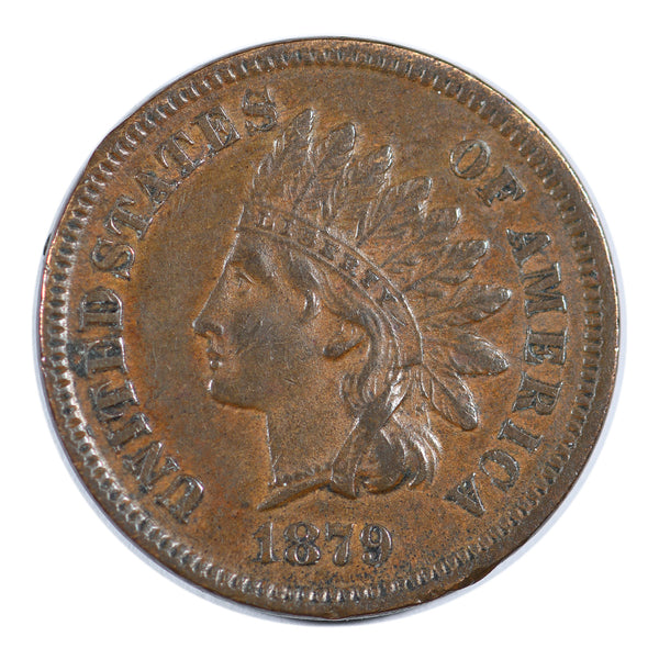 1879 Indian Head Cent Extra Fine Conditon