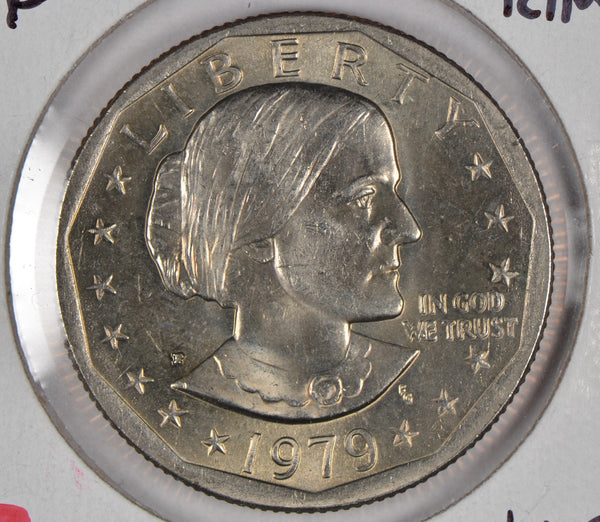 1979-P Susan B Anthony Wide Rim UNC