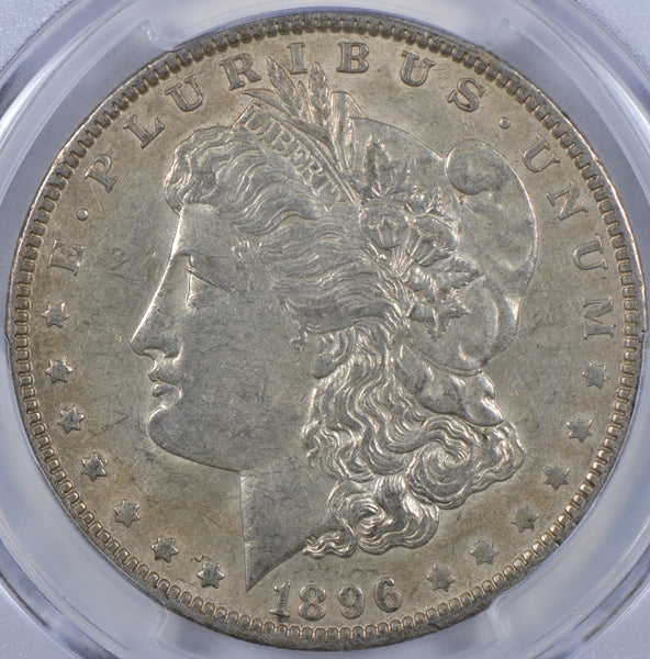1896-O Morgan Dollar PCGS AU53