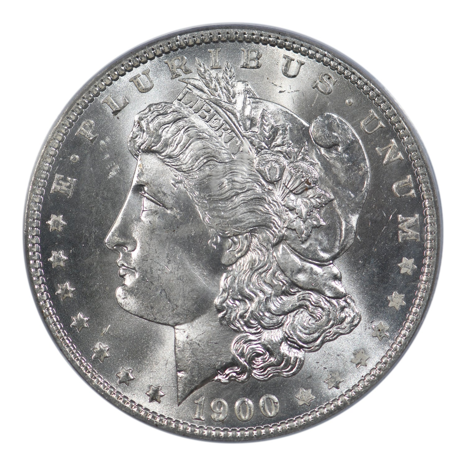 1900-O Morgan Dollar PCGS MS65