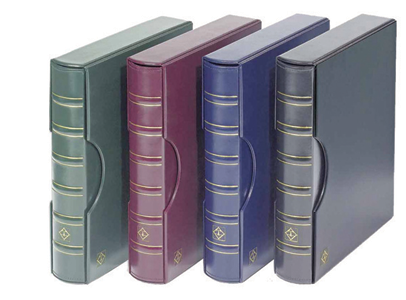 Grande-Classic, 3 Ring Binder and Slip Case