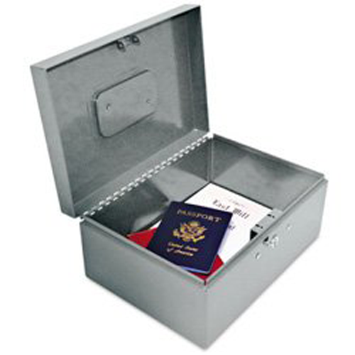 Heavy-Duty Locking Security Box