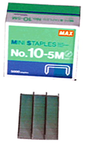 Mini Staples, 5000 qty