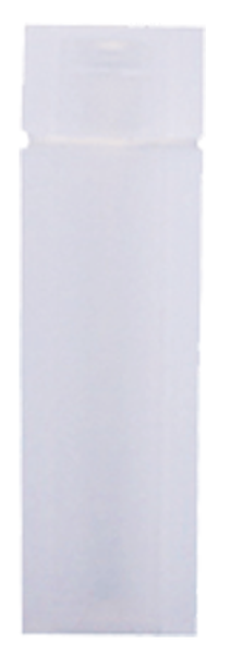 Numis Square Coin Tube -Dime-100/bx