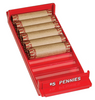 Penny Interlocking Coin Roll Trays