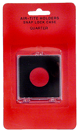 Quarter Snap Lock Cases