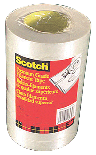 Scotch Filament Tape 2 x 60 yards