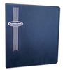 Standard Size Supersafe Binder - Blue