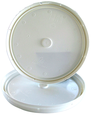 Tear Tab Lid for 2 Gallon Ropak Bucket