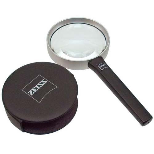 Zeiss 1.5x VisuLook Classic Aspheric Hand Magnifier: 6D-AR Coating