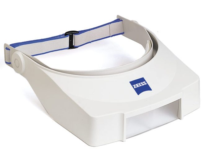 Zeiss Head-worn Loupe L: 4D