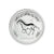 2002 $2 Australia Perth Mint 2 oz Silver Year of the Horse Coin