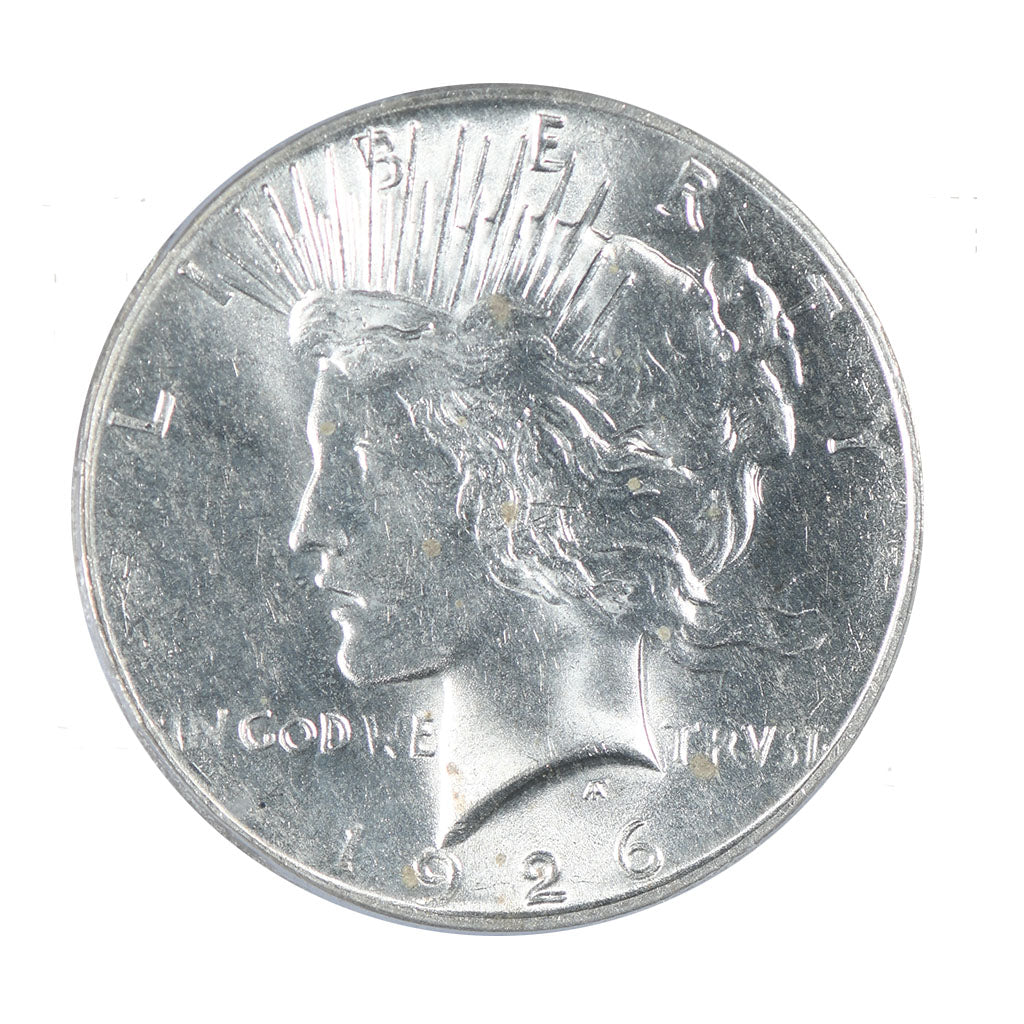 1926 Peace Dollar PCGS MS63