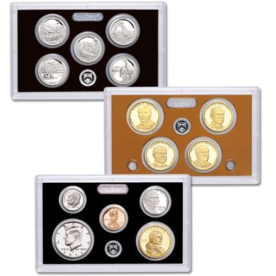 2014 U.S. Silver Proof Set