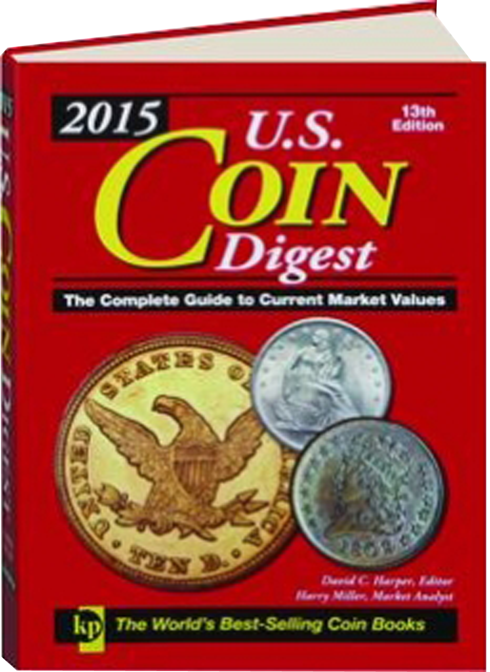 2015 US Coin Digest, 13th Edition