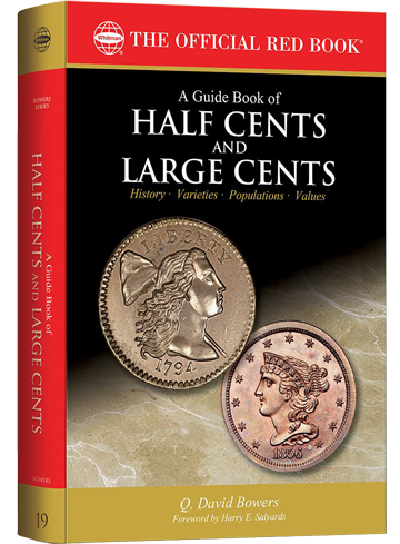 Guide Book of Half Cents and Large Cents 1st Edition