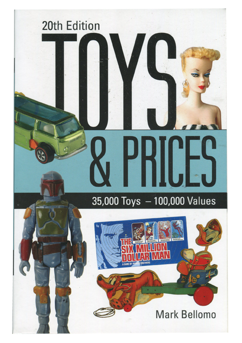 Toys & Prices: 35,000 Toys- 100,000 Values