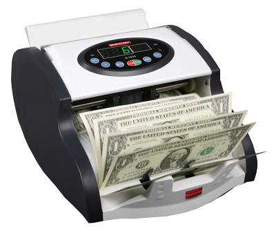 Semacon Compact Currency Counter S-1000