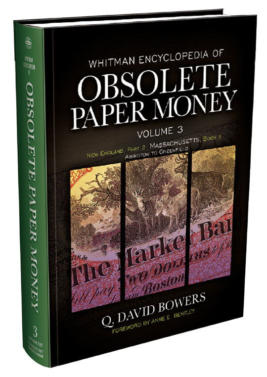 Obsolete Paper Money Volume 3