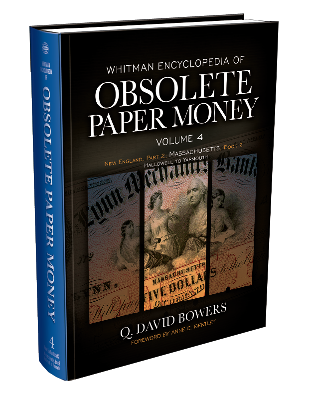 Obsolete Paper Money Volume 4