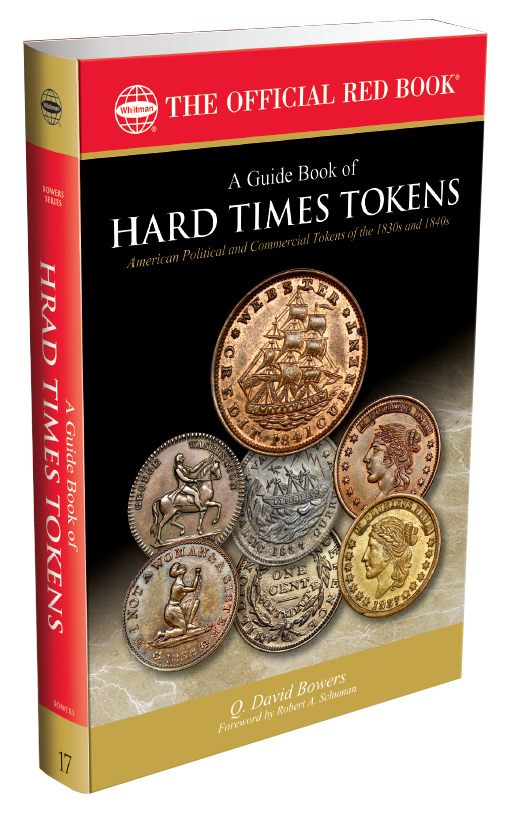 Guide Book Of Hard Times Tokens