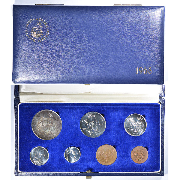 1968 South African Proof Set