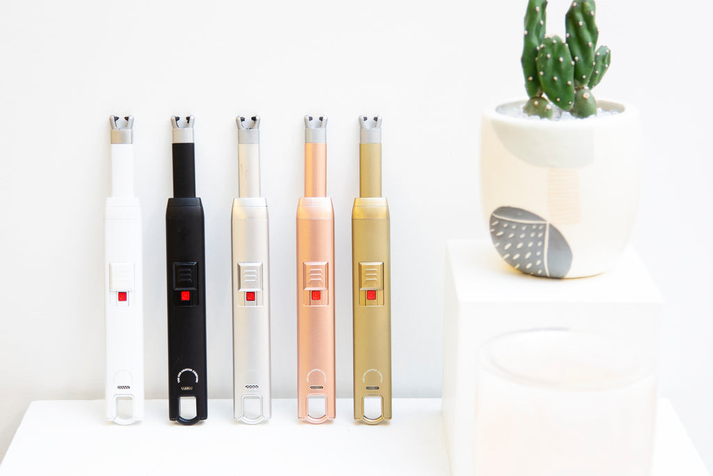 USB Candle Lighter Family