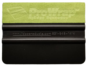 ProWrap™ Ultrasuede® Wet Edge Squeegee - BAD APPLE