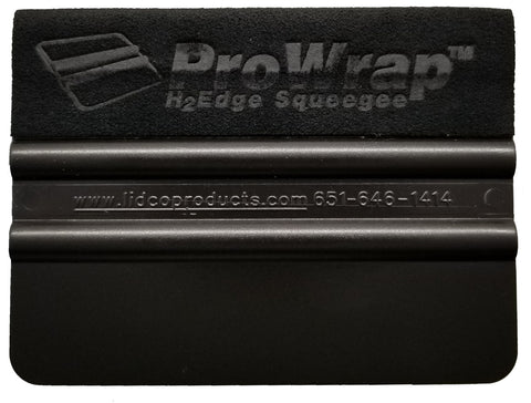 ProWrap™ H2EDGE Squeegee - BLACK OUT